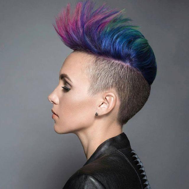 Épinglé par coiffures femmes sur 2018 hairstyles for women