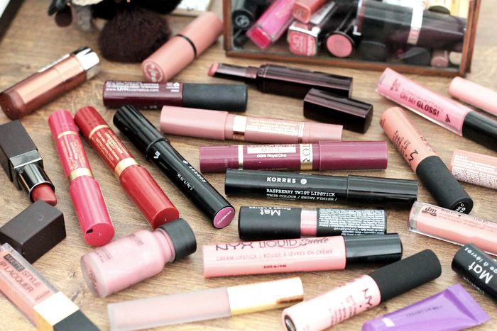 Bild von Lippenstiften