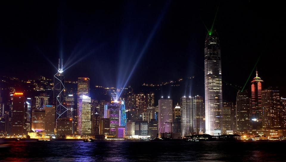 Magnificence City Night View Wallpapers Hd City Wallpaper City