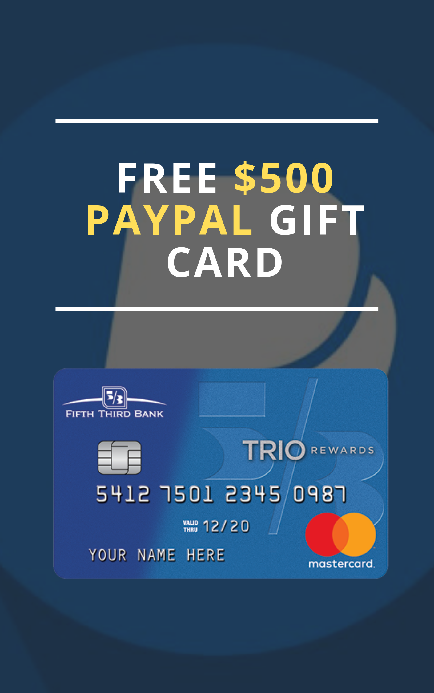 Paypal Cash 500 Giveaway In 2021 Free Paypal Gift Card In 2021 Paypal Gift Card Prepaid Gift Cards Gift Card Generator