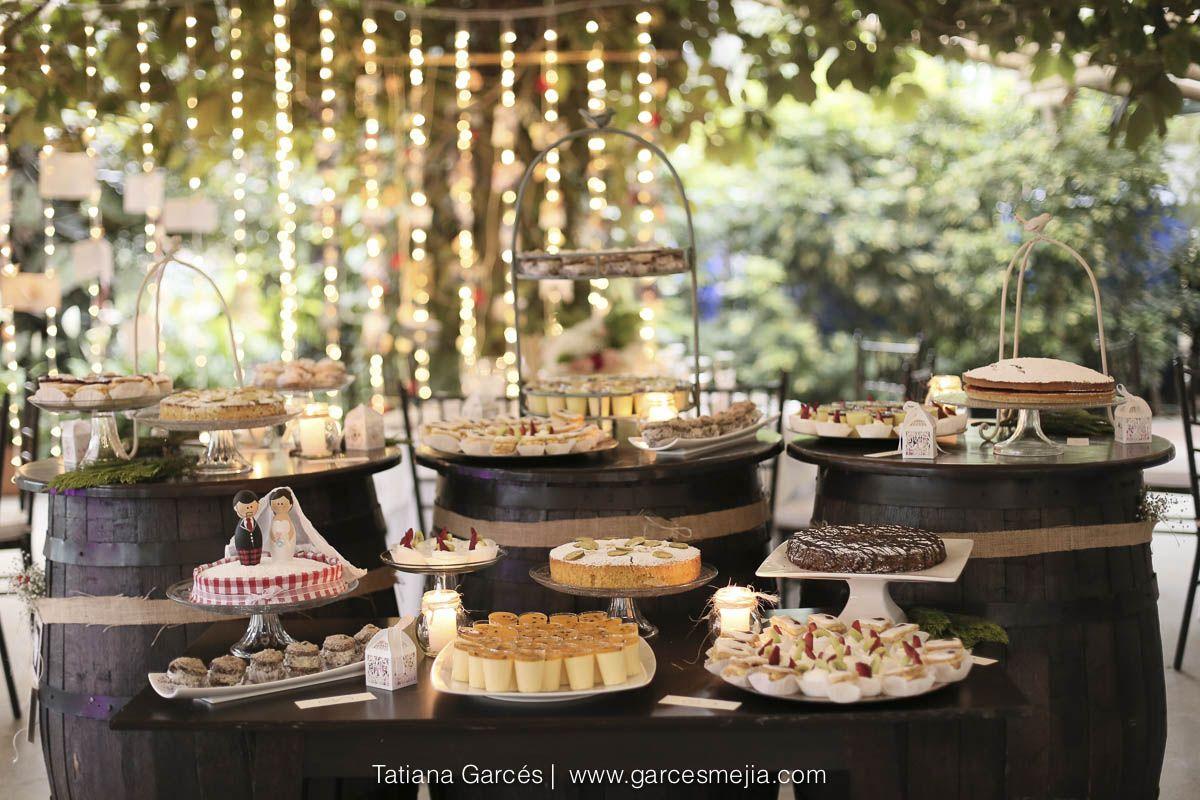 Decoraci n para bodas campestres decoraci n hermosa para - Decoracion boda vintage ...
