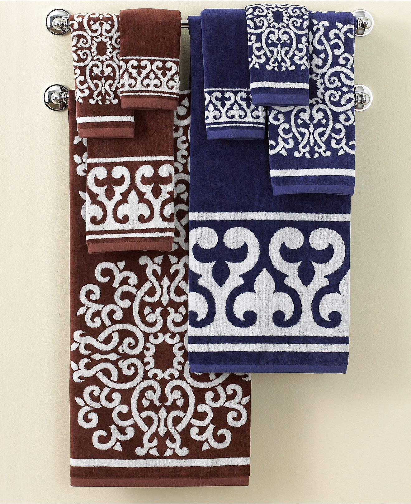 Mediterranean finds for your bathroom.