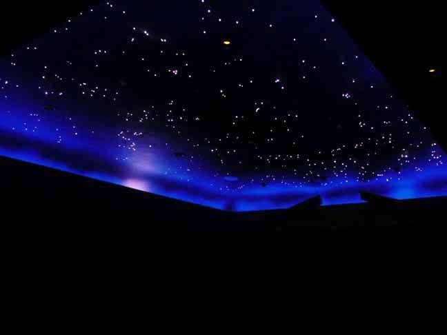 Night Starry Sky on Your Bedroom's Ceiling How To Star