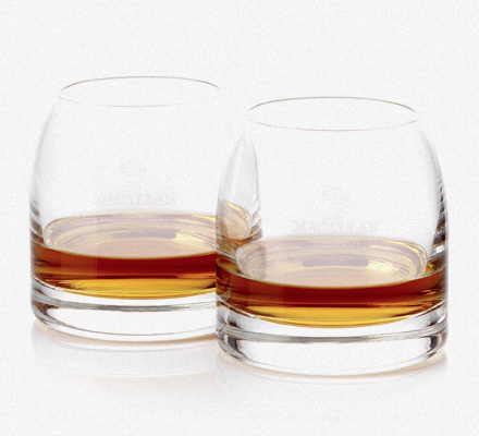 The Macallan Drinking Glasses Designed With Whisky In Mind 25 Gbp For 2 Glasses