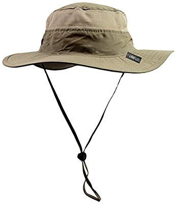 5fc83cfb0d4 Amazon.com  Camo Coll Outdoor UPF 50+ Boonie Hat Summer Sun Caps (One Size