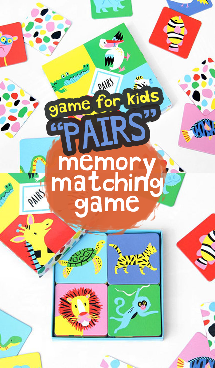 This pairs memory matching game with a happy animal theme this this pairs memory matching game with a happy animal theme this game will make a fun gift for all ages or just treat yourself solutioingenieria Choice Image