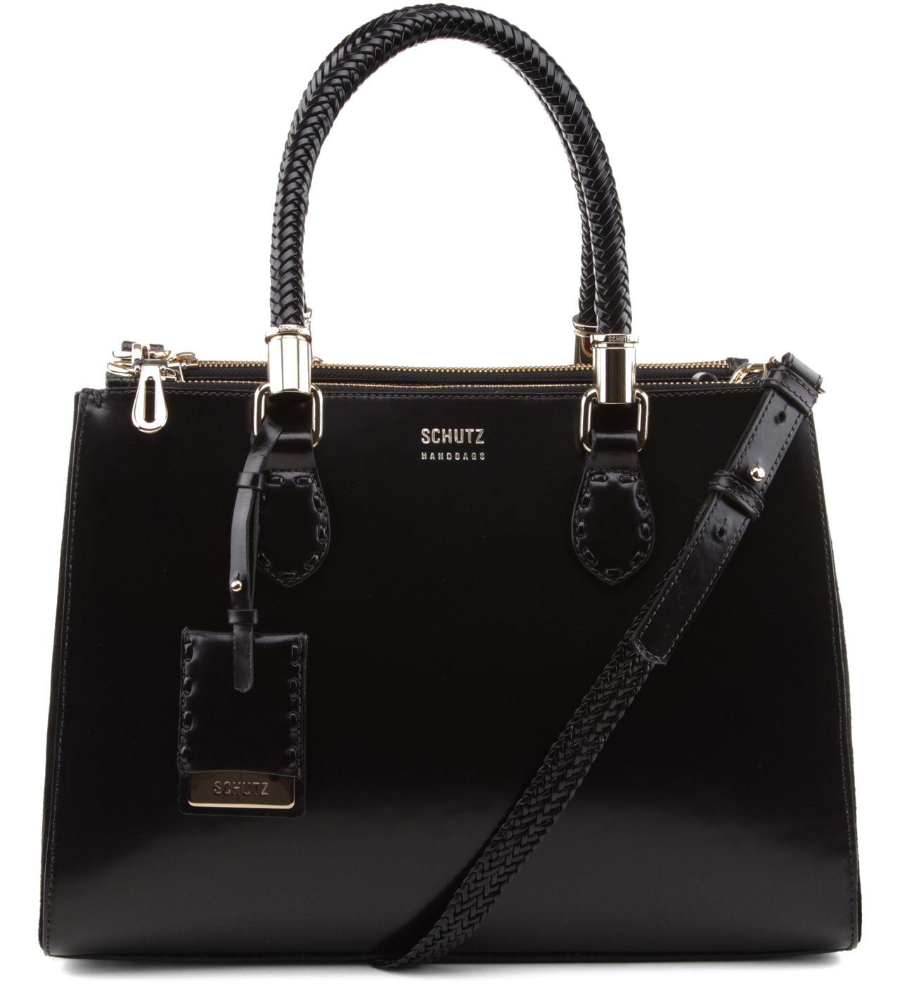 aecfe89a5 TOTE LORENA BLACK | Estilo | Pinterest | Black, Bag and Stylists
