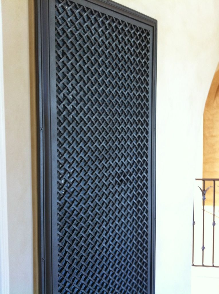 Decorative Vent Covers And Baseboard Heater Covers