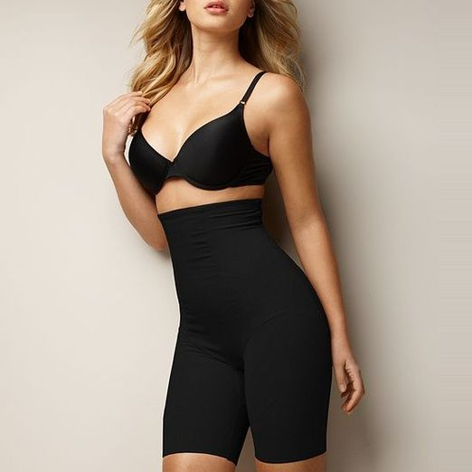 5533f8d953316 See the 10 best midsection shapewear pieces here. Rank   Style -  Miraclesuit Wonder Edge Hi-Waist Long Leg Slimmer  rankandstyle