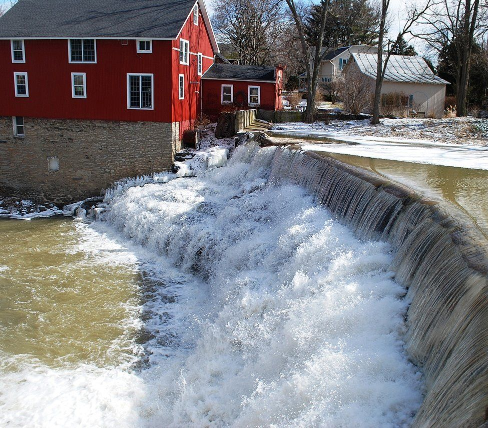 Honeoye Falls Monroe County, New York, USA.... AKA home