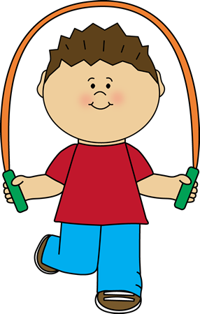 boy playing with jump rope clip art oszt ly dekor pinterest rh pinterest com skipping rope clipart black and white skipping rope clipart