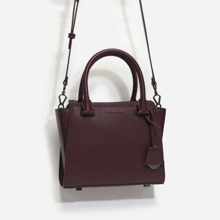 0efc8deaff Burgundy Small City Bag