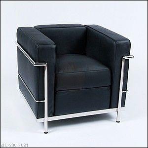 Corbusier Style Petite Club Chair Chair Lounge Chair Furniture