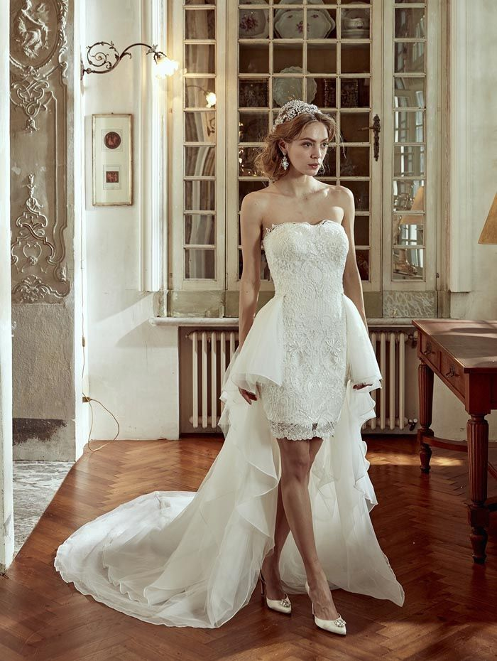Nicole spose 2017 bridal gown collection part 2 gowns for Nicole spose wedding dress prices