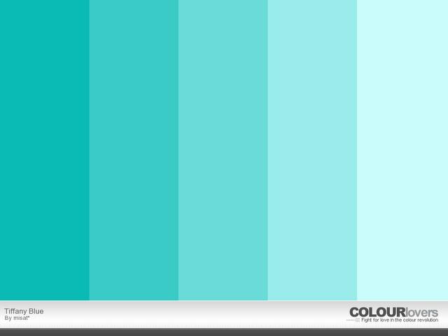 Paleta azul tiffany cores e texturas pinterest for Pintura azul aguamarina