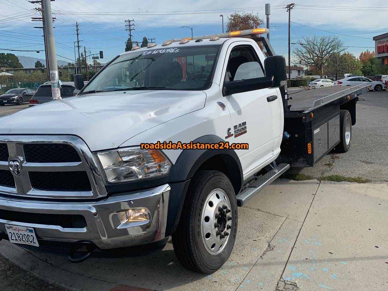 Towing Van Nuys Van Nuys Towing Tow Truck