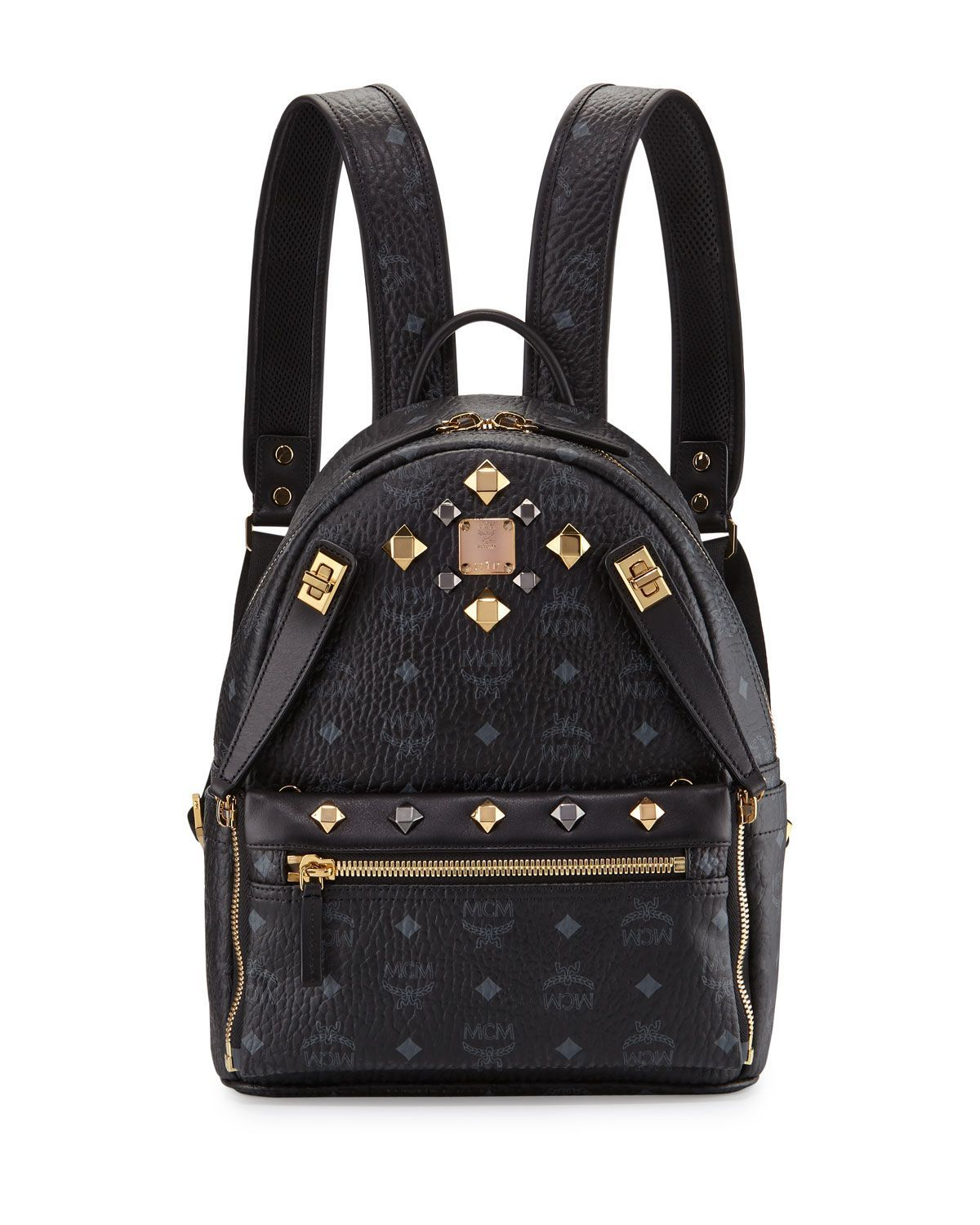 24957b0a1c24d Women s MCM Backpacks - Lyst - Your World of Fashion. Dual Stark Small ...