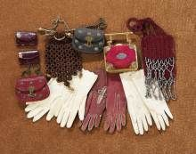 Collection of Miniature Purses and Gloves for Poupees 400/600   Proxibid Auctions
