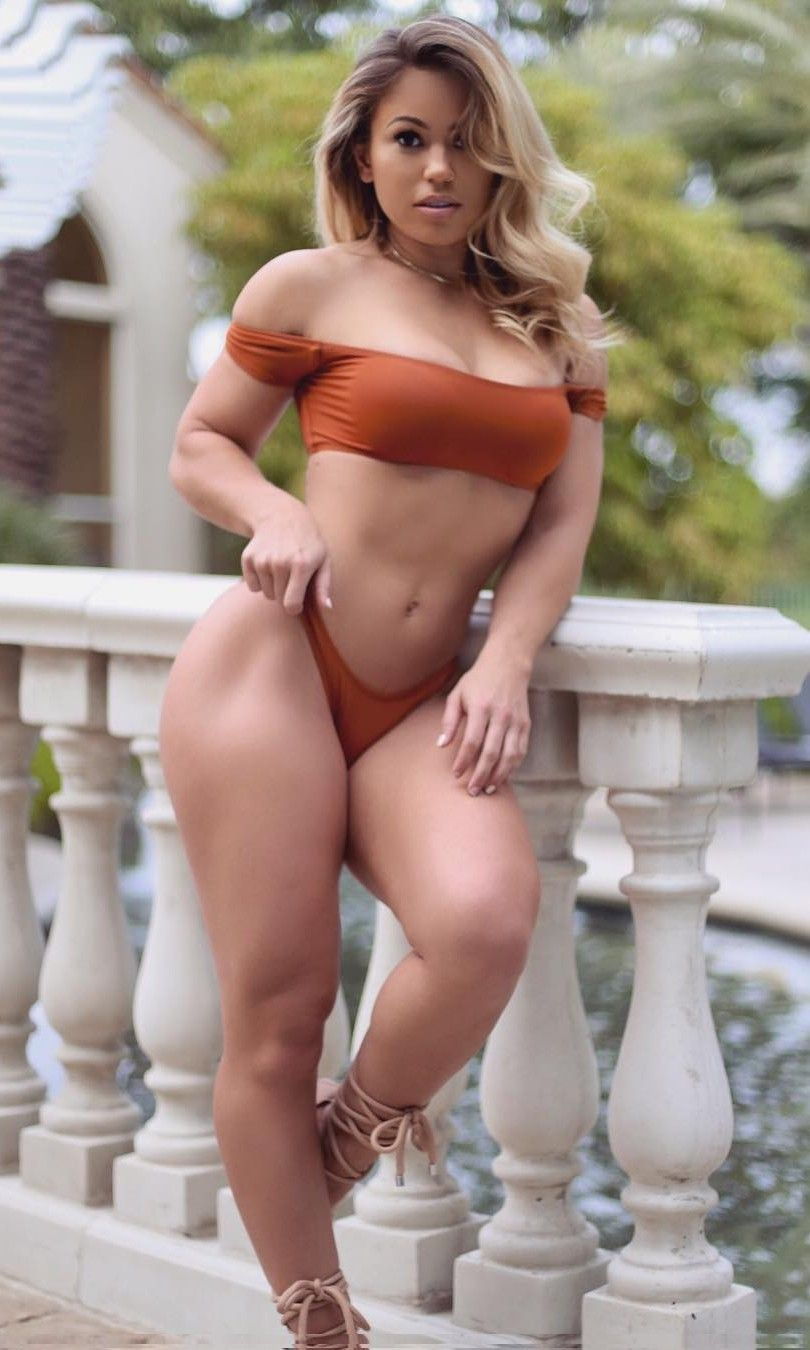 Beautiful Thick Curvy Latina Bbw  Thick Thighs  Legs -5555