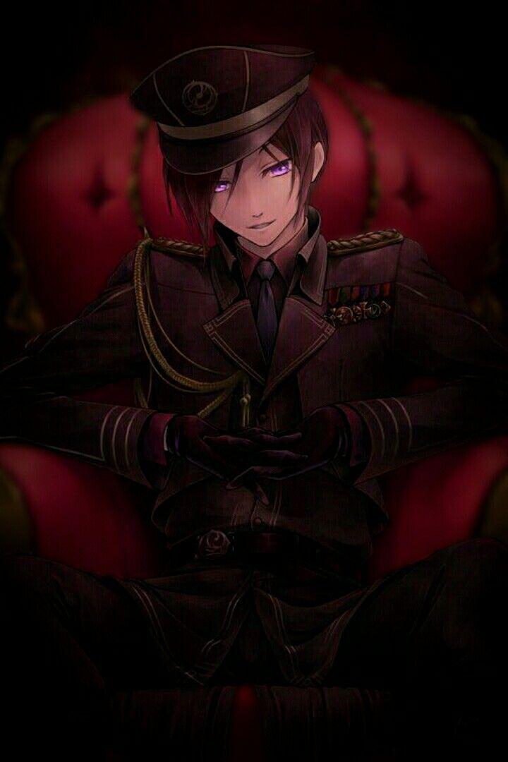 Officer of Darkness