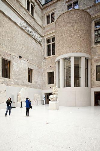Neues Museum Berlin Architecture Details Brick Architecture Architecture