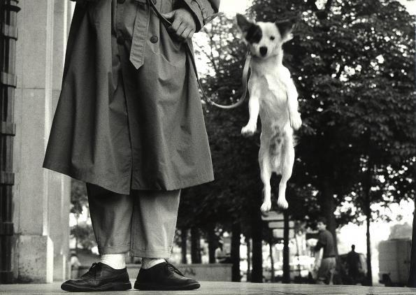 Paris — Elliott Erwitt, 1989