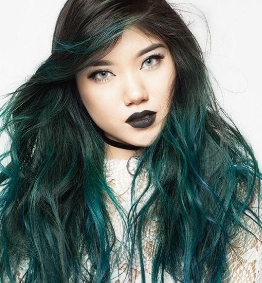 Loving This L Oreal Colorista Hair Colour On Mary Cake The Teal