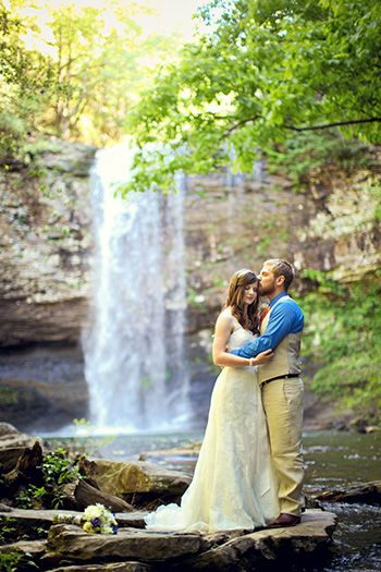 Cloudland Canyon State Park Wedding