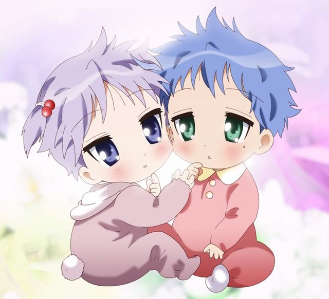 Hentai baby