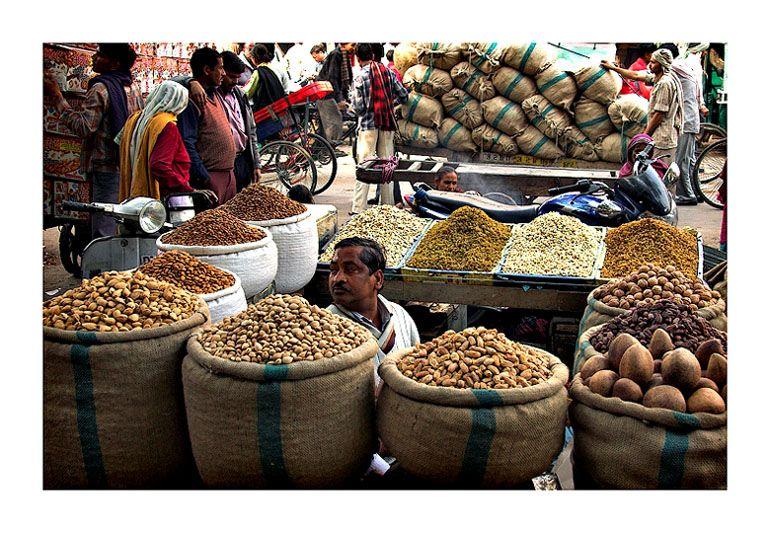 The Spice of Life - Old Delhi, Delhi