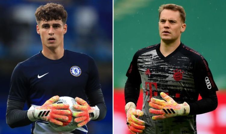 Chelsea make four-man Kepa Arrizabalaga transfer replacement list as Manuel Neuer included #sports #Chelseatransfernews