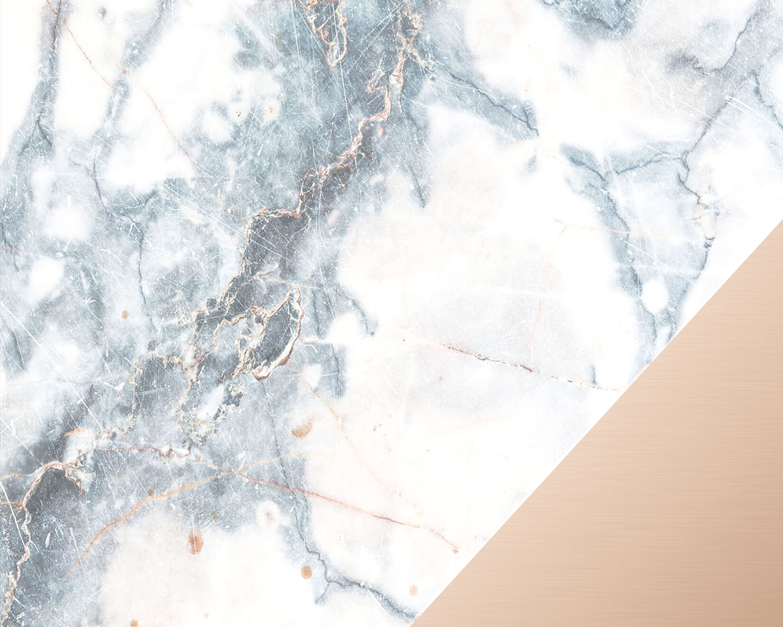 Marble Rose Gold Laptop Wallpaper 8x10 Landscape