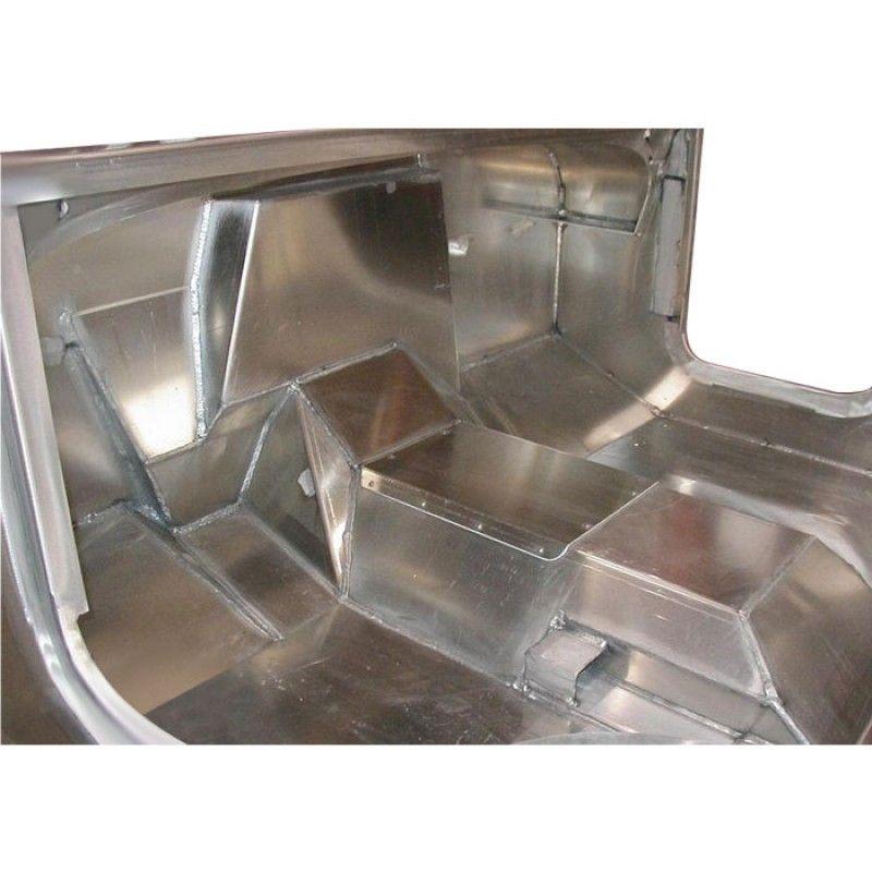 Aqualu Replacement Body Tub Aluminum Alloy Aluminium Alloy Morris 4x4 Center Metal Working