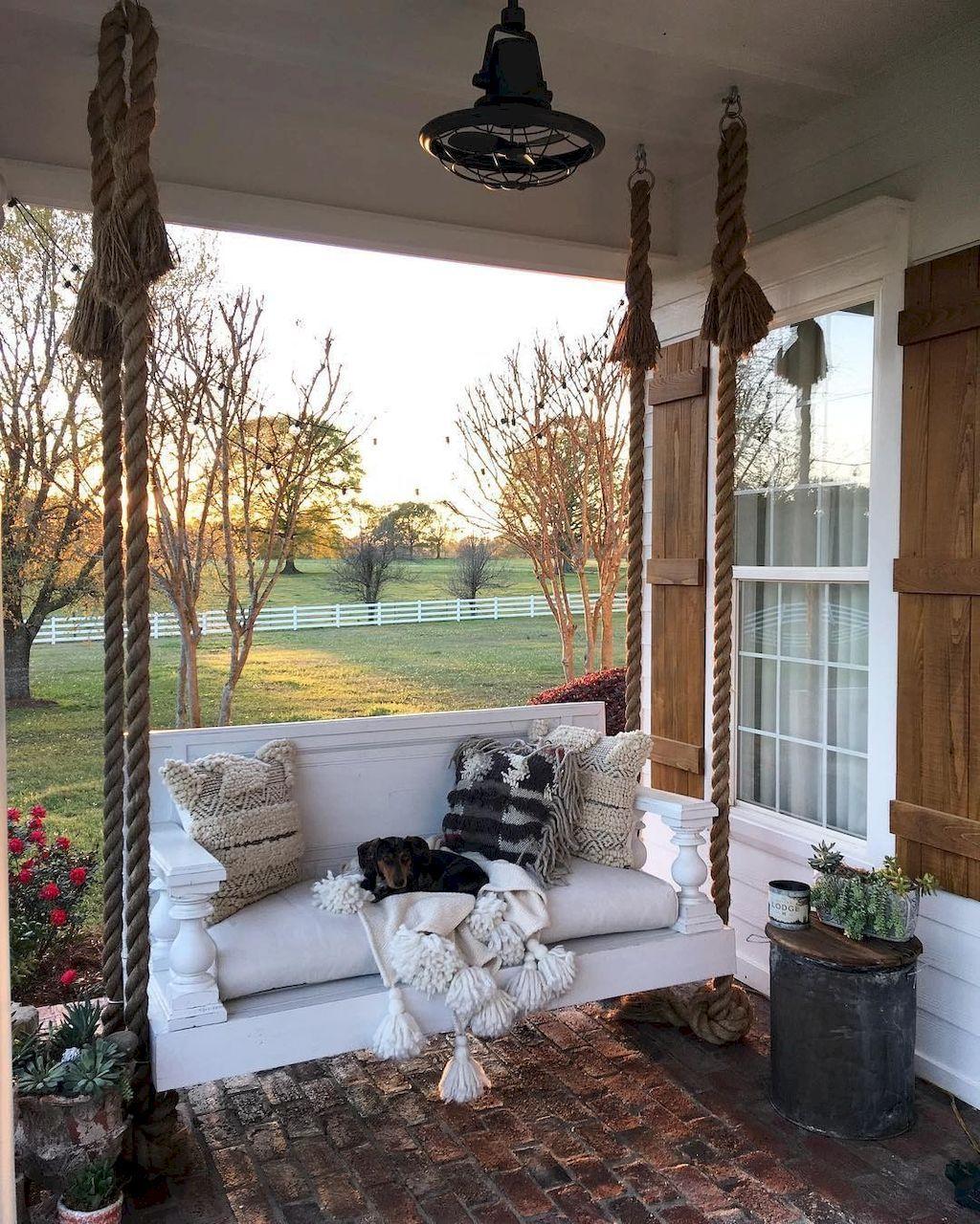 65 best farmhouse front porch remodel ideas farmhouse