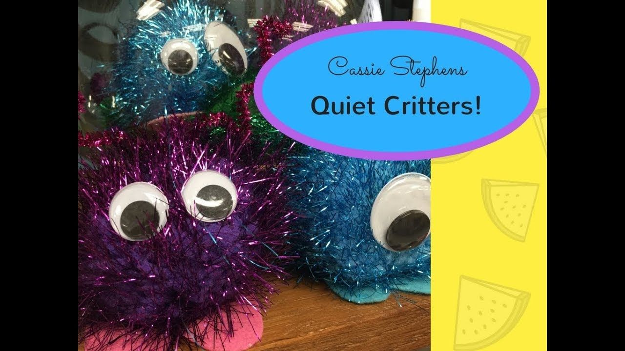 Art Teacherin' 101, Episode 43: QUIET CRITTERS! #quietcritters