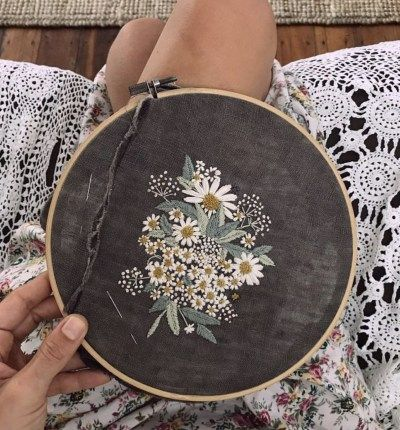 Photo of 15 Inspo Pics That Will Make You Want To Take Up Embroidery