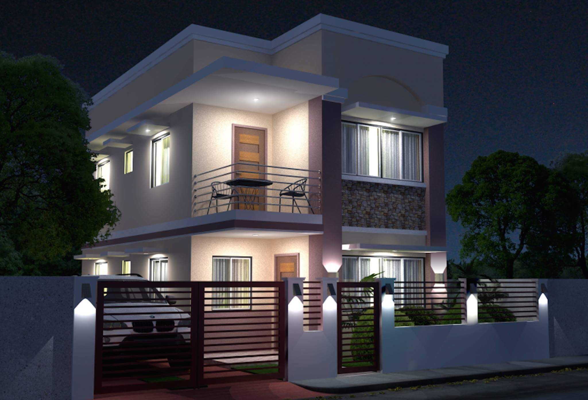 Pin On 2 Storey House Design