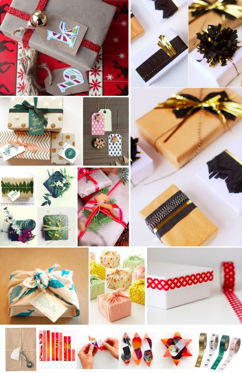 Ideas para envolver regalos originales diy hazlo tu for Envolver regalos originales