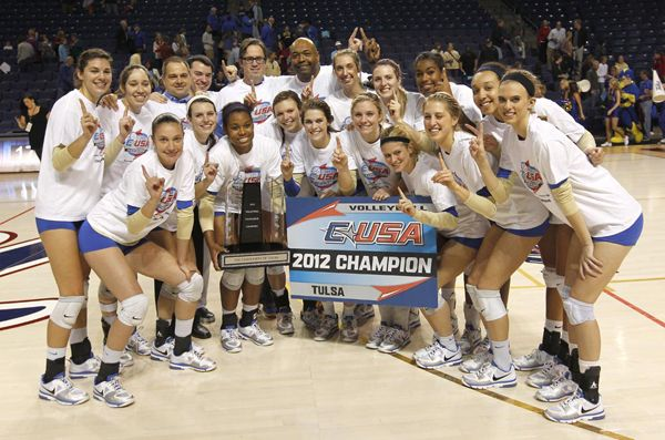 Volleyball Tulsa 2012 13 Champions Champion Volleyball