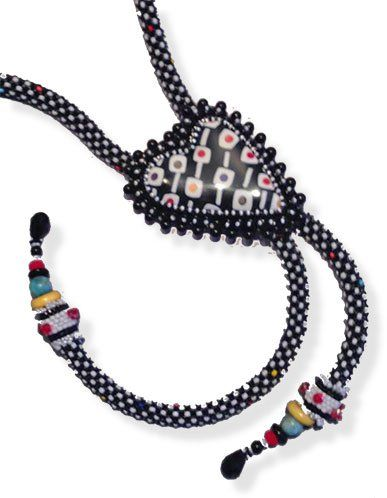 Ron Lehocky hart combined with Jimmie Boatwright bead work: Cats, kids and 27,000 hearts