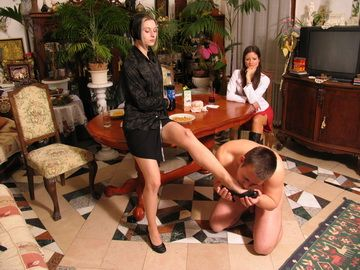 Femdom free preview