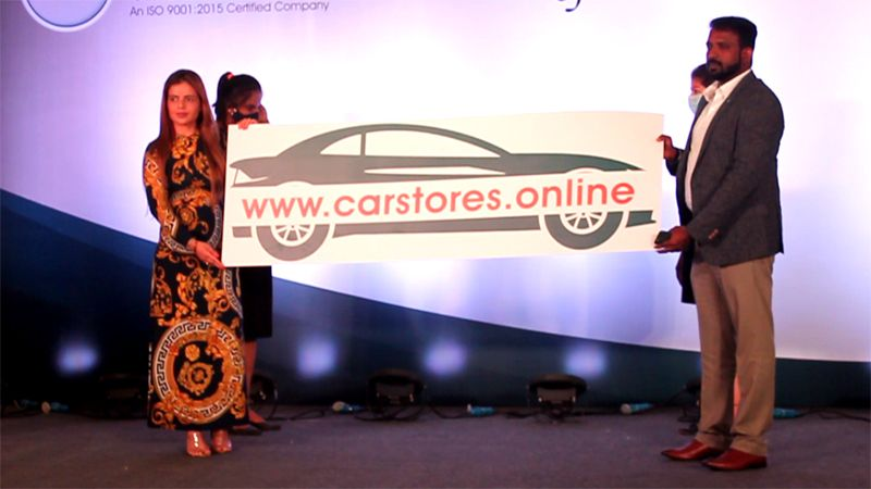 CARSTORES launches its 1st E – Commerce Site in Chennai Carloan naley Carstores tha !!! –