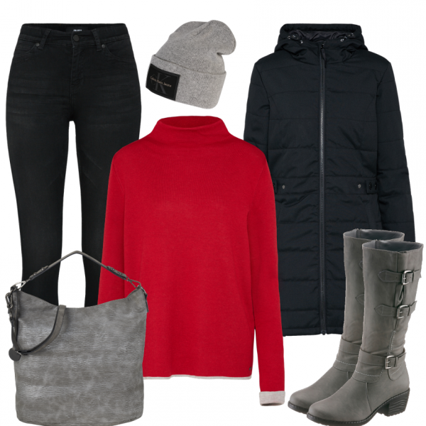 Herbst-Outfits: Combinationofcolors bei FrauenOutfits.de