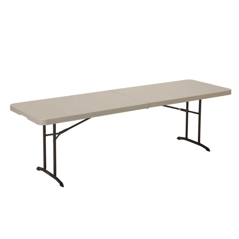 8 ft fold in half table - 8 Ft Fold In Half Table 59