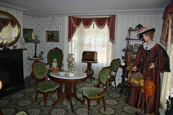 Victorian Parlor Victorian Home The Parlor Part 3
