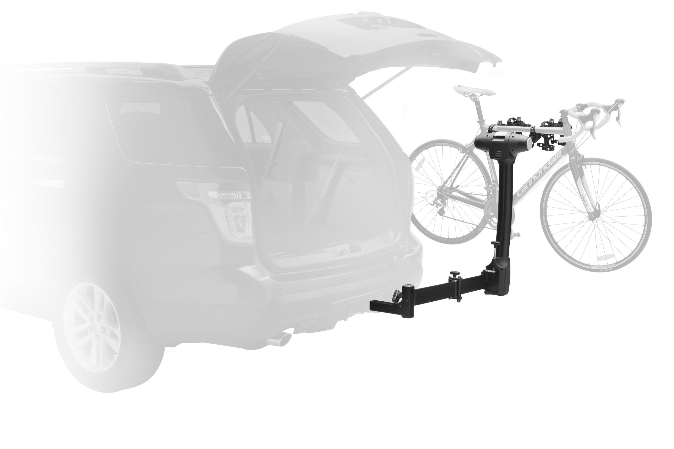 on thl carrier citycrash cycle rack mounted bike approved hang towbar thule itm