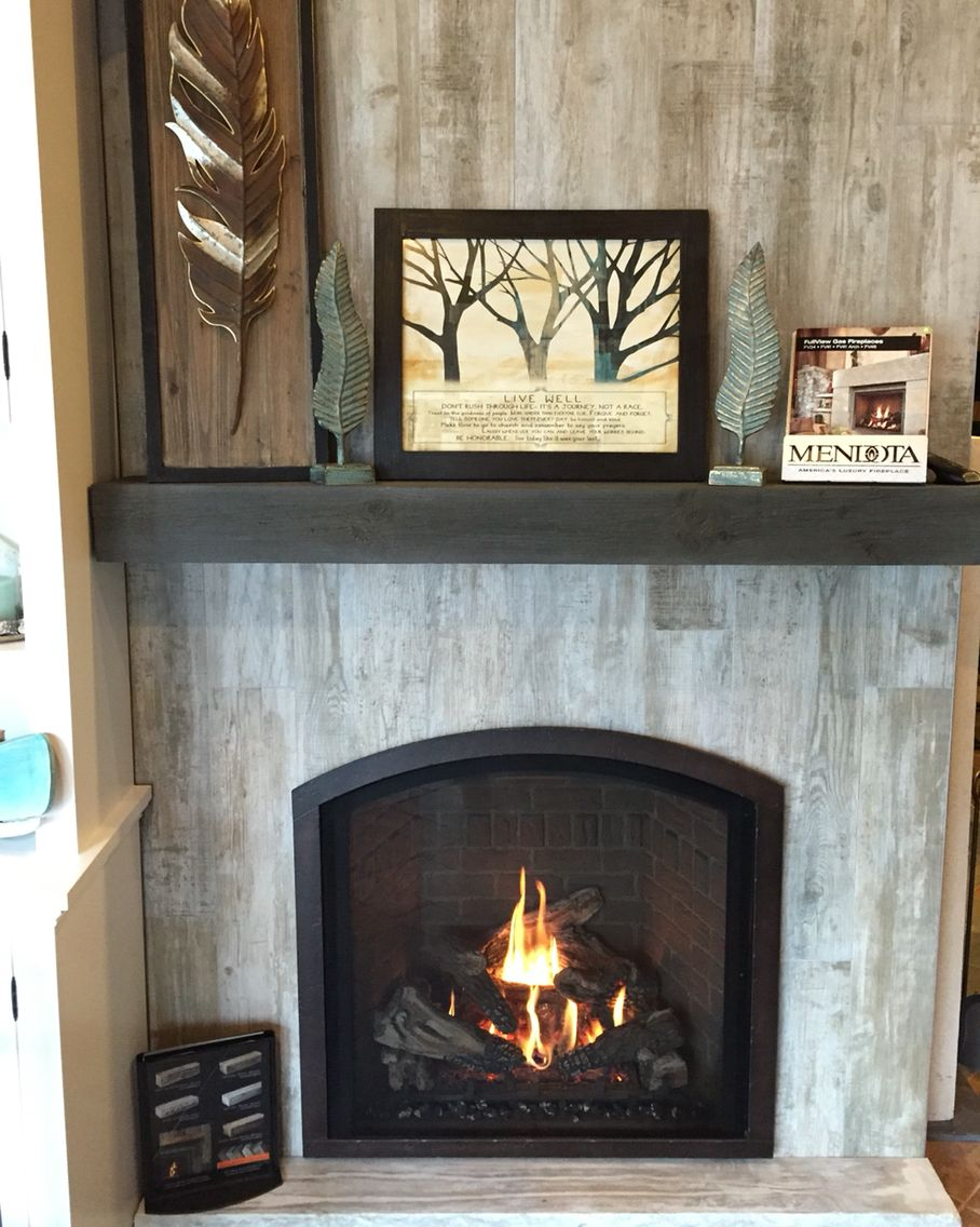 our newest display mendota hearth products fv41 arch just