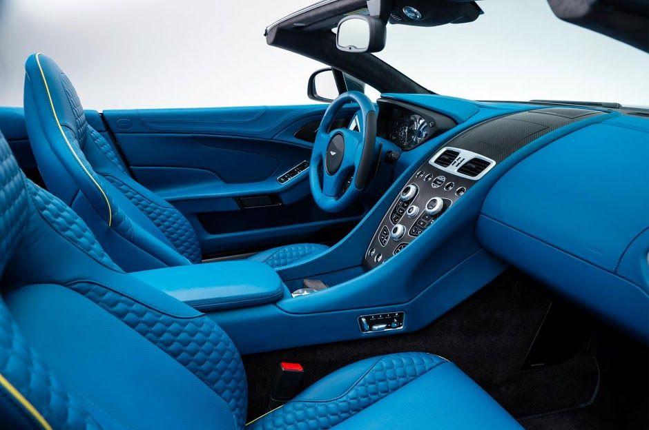 Aston Martin Vanquish Volante Revealed Photos Luxury Car