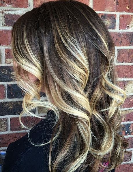 Hair Color Ideas For Winter Spring Hairstyles Dark Rooted Balayage Hair Styles Hair Mermaid Hair Color