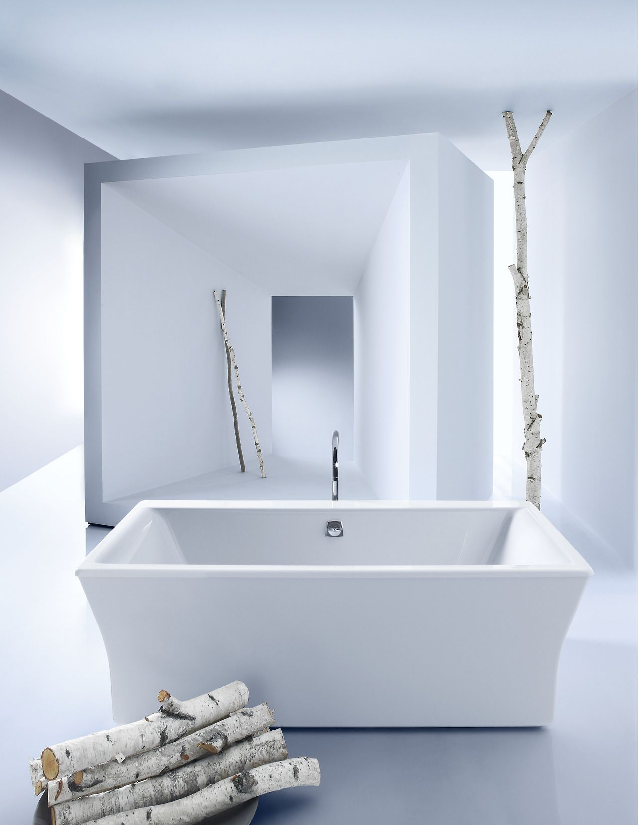 The Bold Look of | Tubs, Bathtubs and Bath